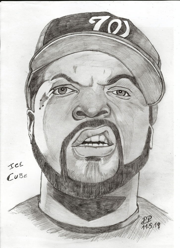 Ice Cube by Patoux
